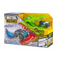 See more information about the Metal Machines Croc Attack Car Playset