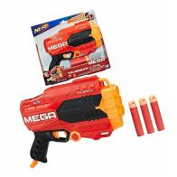 See more information about the Nerf N-Strike Mega Tri-Break