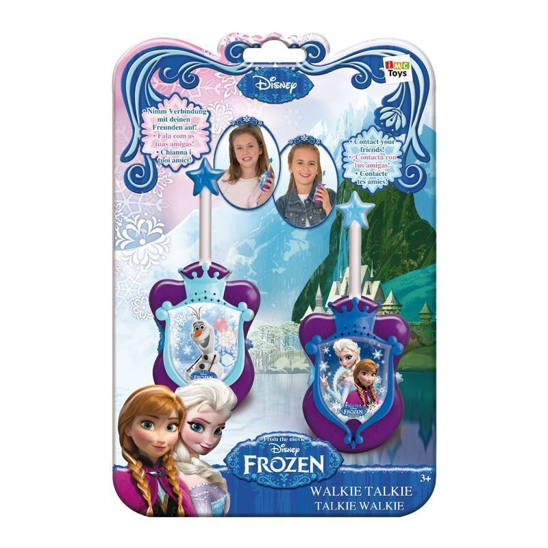 Disney Frozen Walkie Talkies Buy Online At Qd Stores