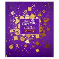 See more information about the Cadbury Dairy Milk Luxury Advent Calendar 258g