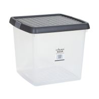 See more information about the Wham Plastic Storage Clip Box Square (14 Litre)