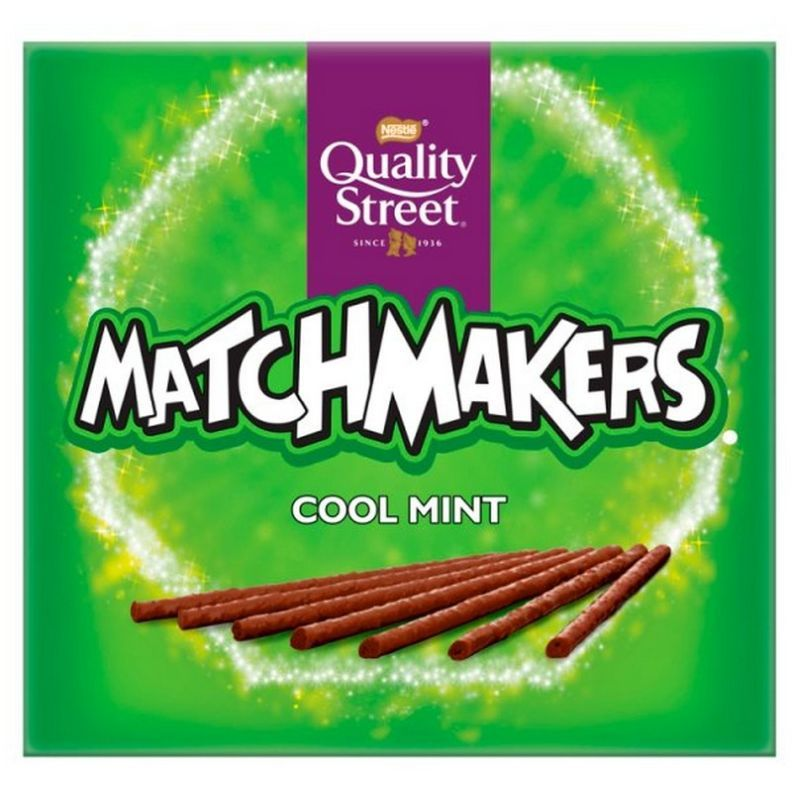Quality Street Matchmakers Mint 120g