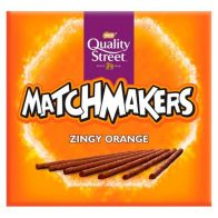 See more information about the Quality Street Matchmakers Orange 120g