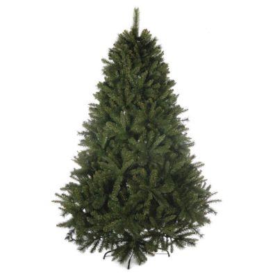 1160 Tips Green 210cm (7ft) Majestic Pine Christmas Tree