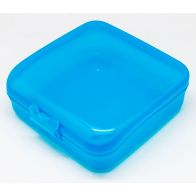 See more information about the Polar Gear Slim Sandwich Box  600ml Turquoise