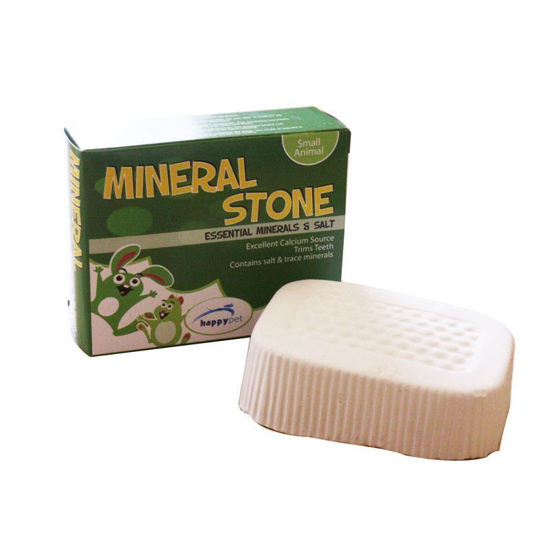 Small Pet Mineral Stone