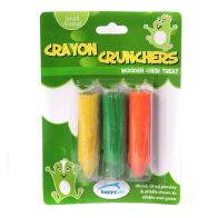 See more information about the Small Pet Crayon Crunchers