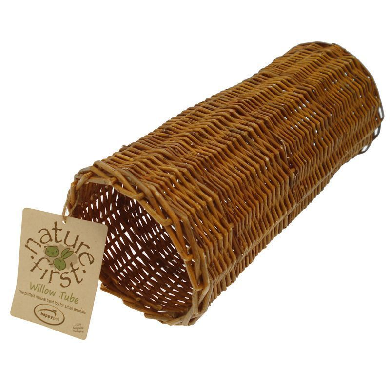 Small Pet Willow Tube Large
