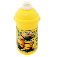 See more information about the Minions Pop Up Drinks Bottle