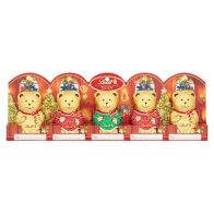 See more information about the Lindt Mini Teddy 5 Pack 50g