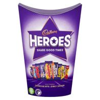 See more information about the Cadbury Heroes Carton 185g