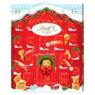 See more information about the Lindt Teddy Advent Calendar 250g