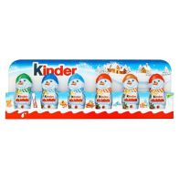 See more information about the Kinder Mini Figures 6 Pack