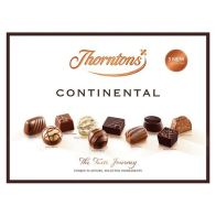 See more information about the Thorntons Continental Chocolates 284g