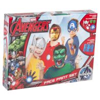 See more information about the Marvel Avengers Face Paint Set