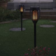 See more information about the Flicker Flame Solar Garden Lights 2 Pack