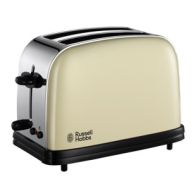 See more information about the Russell Hobbs Classic Cream 2 Slice Toaster