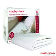 See more information about the Morphy Richards Single Blanket 75183