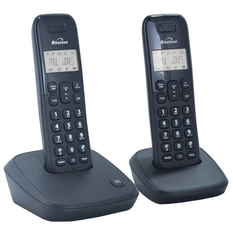 Binatone Twin Dect Phone VEVA1700TWIN