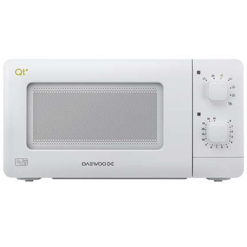 daewoo manual control microwave oven qt1 buy online at. Black Bedroom Furniture Sets. Home Design Ideas