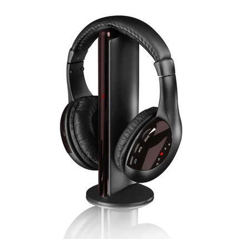 Itek 5 In 1 Wireless Headphones I58016 Buy Online At Qd