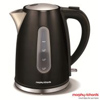 See more information about the Morphy Richards Accents Jug Kettle Black 43905