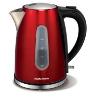 See more information about the Morphy Richards Accents Jug Kettle Red Trans 43904