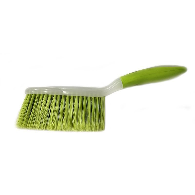 Bright Dust Pan and Brush - Green