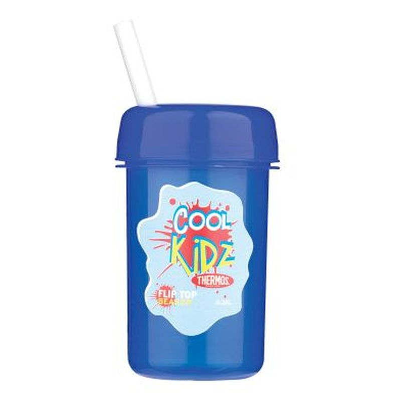 Fliptop Beaker Cool Kids - Purple