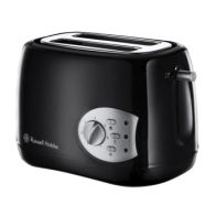 See more information about the Russell Hobbs Buxton Toaster Black 18800