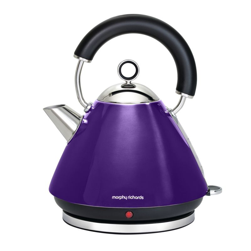 Morphy Richards 1.5L Accents Plum Traditional 43769