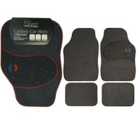 See more information about the Black Calibra Car Mat Set 4 Piece