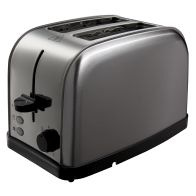 See more information about the Russell Hobbs Futura 2 Slice Toaster - Stainless Steel