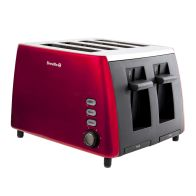 See more information about the M/Carlo 4 Slice Toaster Red SS VTT465