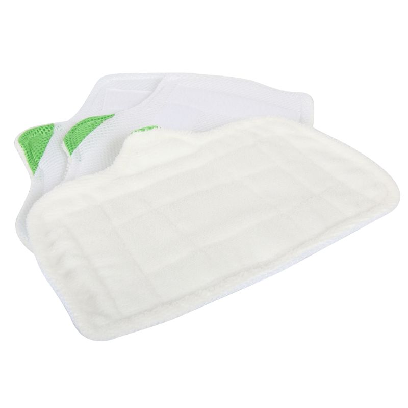 Home-Tek Steam Mop Replacement Pads HTS824MH