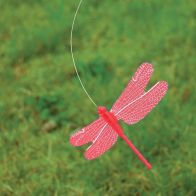See more information about the Fluttering Solar Dragonfly (Red)