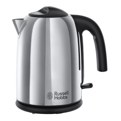 Image of Russell Hobbs 1.7 LItre Hampshire Kettle 3KW - Polished Steel