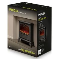 See more information about the PIFCO 2000w Log Effect Stove Fire PE139