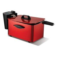 See more information about the Morphy Richards 3L Accents Deep Fat Fryer - Red