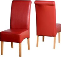 See more information about the G10 Chair - RUSTIC RED