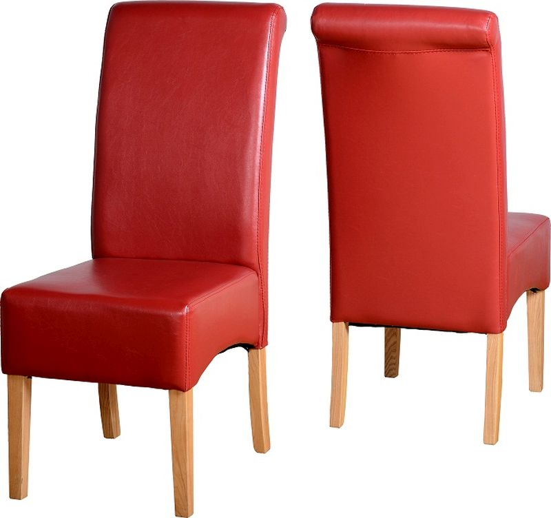 G10 Chair - RUSTIC RED