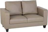 See more information about the Tempo Two Seater Sofa-in-a-Box - TAUPE