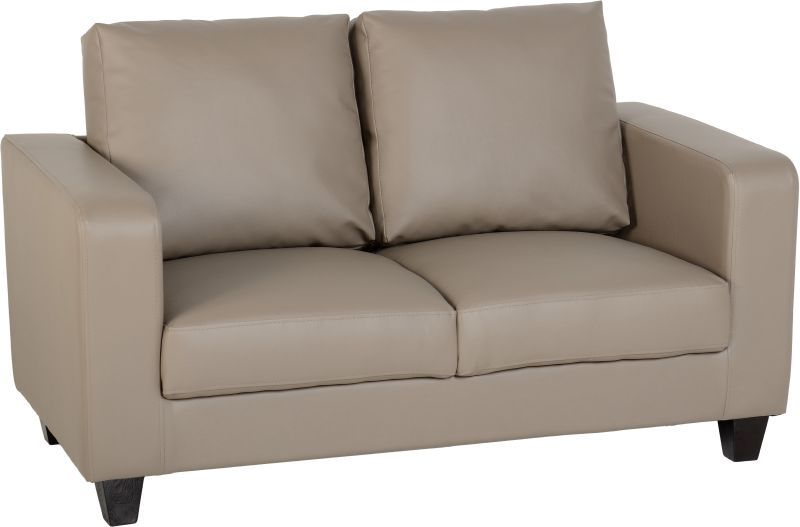 Tempo Two Seater Sofa-in-a-Box - TAUPE