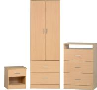 See more information about the Polar Bedroom Set - BEECH