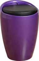 See more information about the Wizard Storage Stool - PURPLE/BLACK