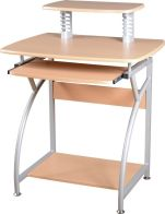 See more information about the Chico Computer Desk - NATURAL/SILVER