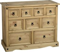 See more information about the Corona 4+3+2 Drawer Merchant Chest