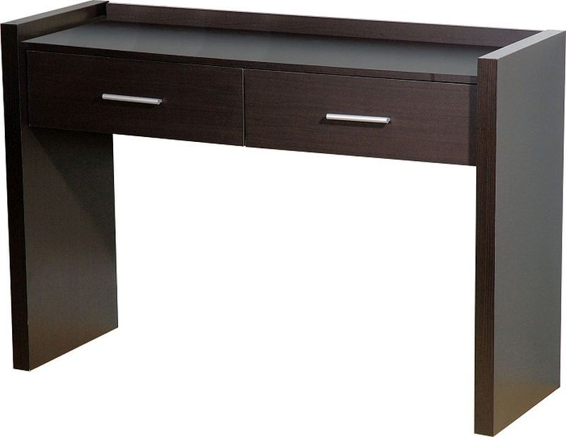 Denver Dressing Table (2 Drawer ) - EXPRESSO BROWN