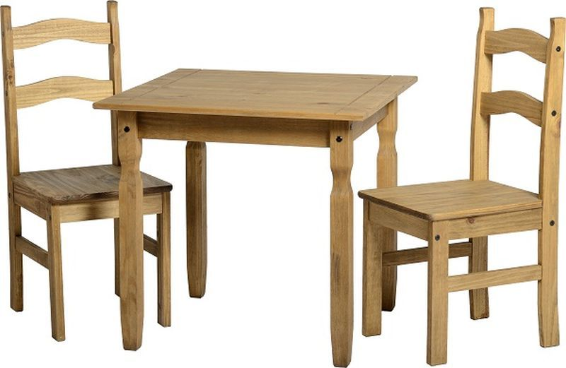 Rio Rustic Style Dining Set
