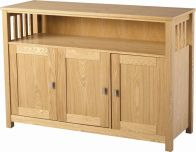 See more information about the Ashmore Sideboard (3 Door) - ASH VENEER